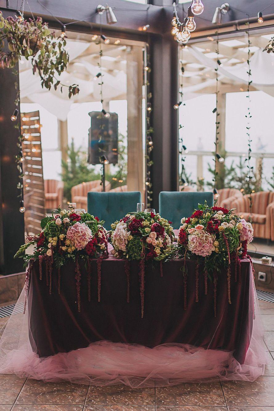 Фото 17087522 в коллекции Свадьба в ресторане «Макрель», п.Репино. - Студия декора и флористики DecorALL