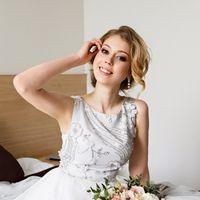 Образ-Ира Омельницкая, фото-Вика Юленкова, платье от Ульяны Сорочинской, снято в Центр-Отель Спб