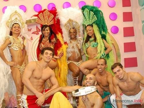 Шоу-проект cariocas - фото 4666 Невеста01