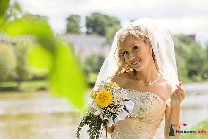 Портрет невесты - фото 114873 Фотограф Владимир Будков