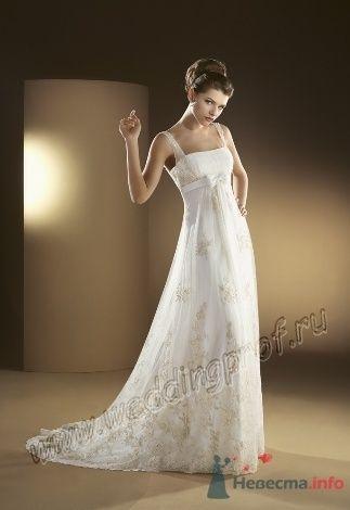 Свадебное платье Lugonovias 9122 - фото 2674  Weddingprof - роскошные свадебные платья