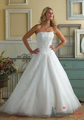 Свадебное платье Jacquelin Exclusive 9811 - фото 2693  Weddingprof - роскошные свадебные платья