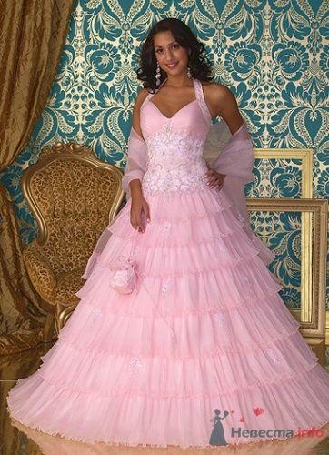 Свадебное платье Quinceanera 1608 - фото 2710  Weddingprof - роскошные свадебные платья