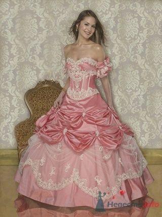 Свадебное платье Quinceanera Q958 - фото 2715  Weddingprof - роскошные свадебные платья