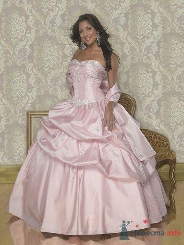 Свадебное платье Quinceanera Q968 - фото 2719  Weddingprof - роскошные свадебные платья