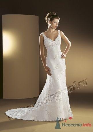 Lugonovias 9103 - фото 2863  Weddingprof - роскошные свадебные платья