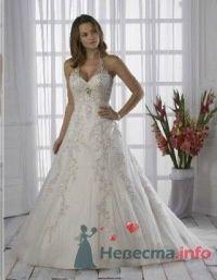 Jacquelin Exclusive 1007 - фото 6414  Weddingprof - роскошные свадебные платья