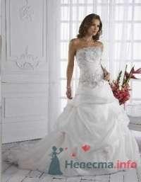 Jacquelin Exclusive 1008 - фото 6415  Weddingprof - роскошные свадебные платья