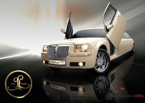 Chrysler 300C Ваниль - фото 2751 LuxLimo - прокат лимузинов