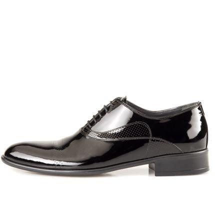 Модельные туфли под свадебный костюм 4AY-307-1_HMA8273