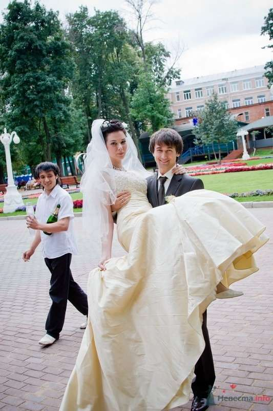Фото 61674 в коллекции Моя свадьба!!! - Ксения007