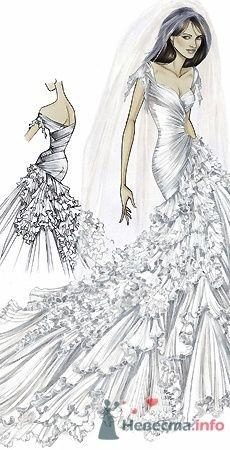 Фото 53379 в коллекции Платье