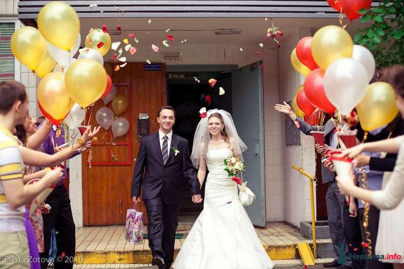 Фото 110365 в коллекции свадьба - pelipewka