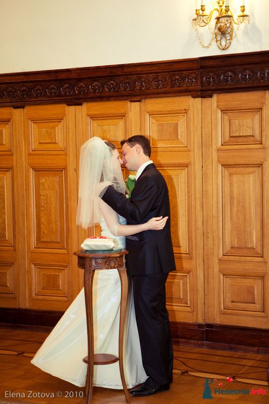 Фото 110395 в коллекции свадьба
