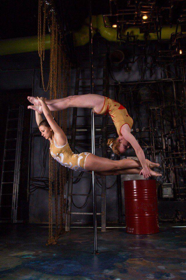 Фото 17120756 в коллекции Портфолио - Театр воздушного танца Eclipse show