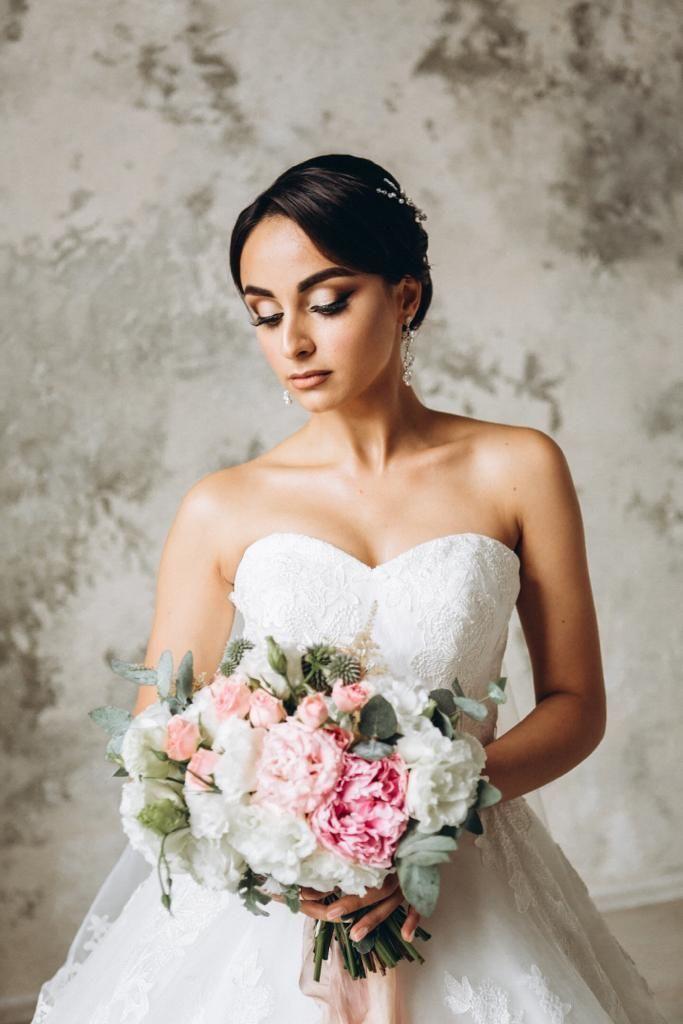 Фото 18333620 в коллекции Свадебный  макияж - Стилист - визажист Viktoria Pasechnik