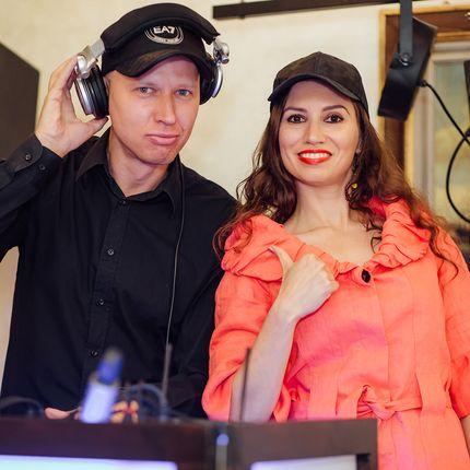 Ведение свадьбы + подготовка + DJ + оборудование