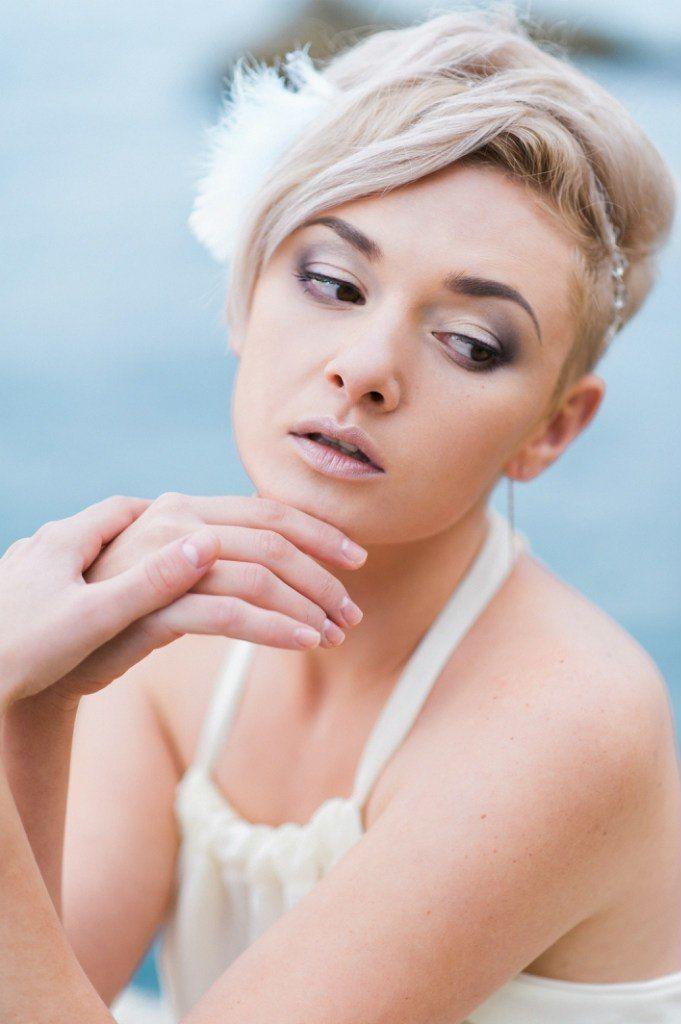 Моя работа - прическа, макияж, украшение для волос Фото - Катерина Куксова Стиль, образ - совместная работа команды - фото 17174966 Ольга Жбанкова