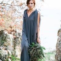 Фото - Катерина Куксова Моя работа - прическа, макияж, украшение для волос, платье Идея - совместная работа команды