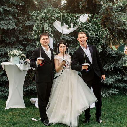 Проведение свадьбы с Dj,  6 часов
