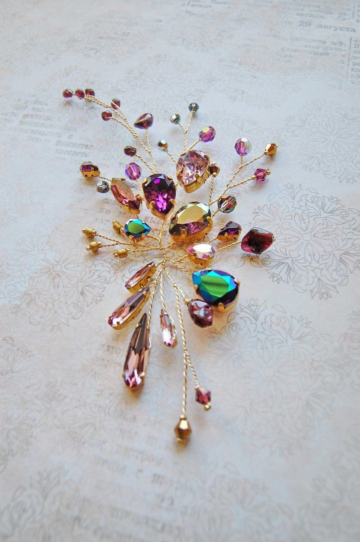 Фото 17200766 в коллекции Свадебные украшения - Мария Евсеенко - ювелирные украшения