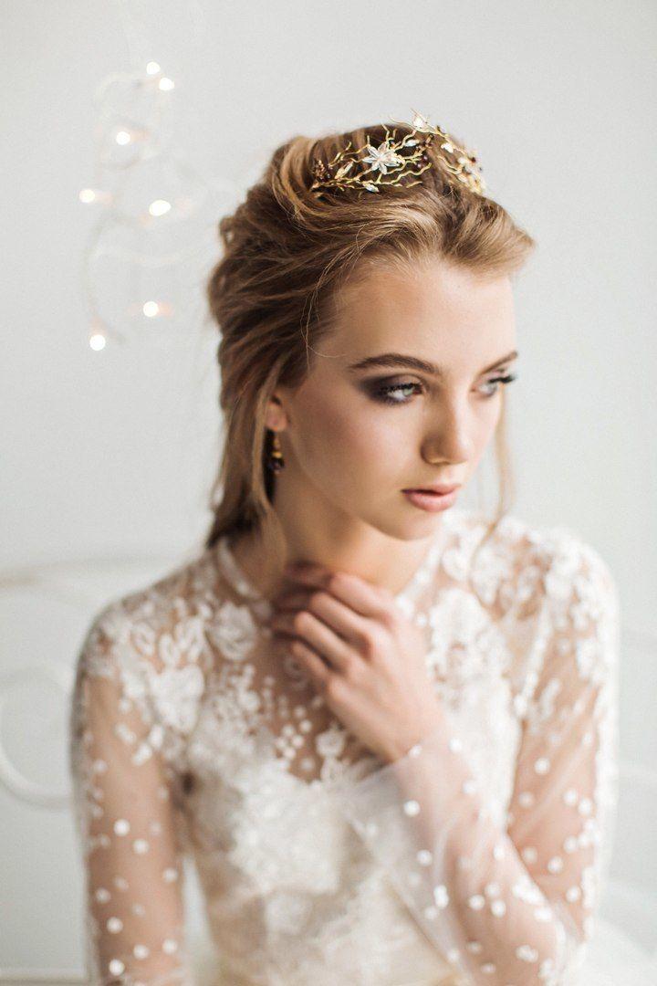 Фото 17200770 в коллекции Свадебные украшения - Мария Евсеенко - ювелирные украшения
