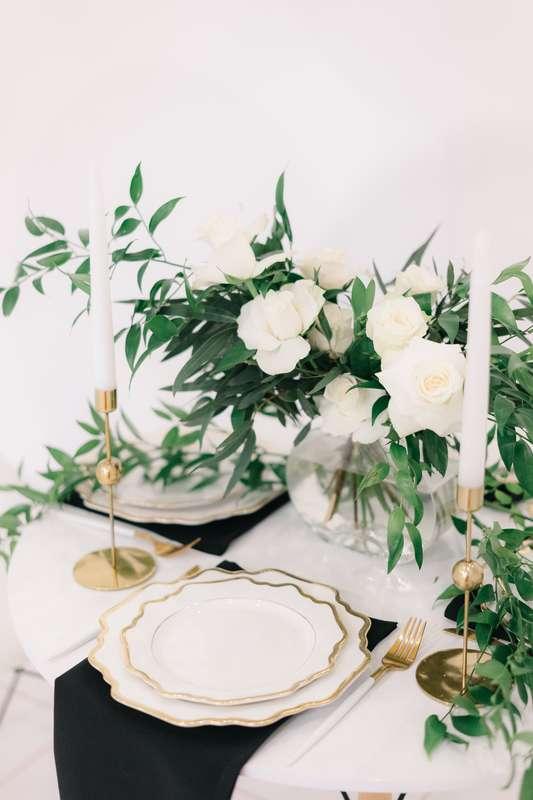 Фото 17241786 в коллекции Table setting - Студия дизайна и декора SundayRussiaDecor
