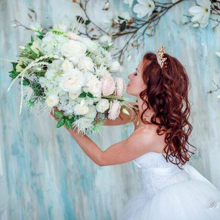 Укладка для невесты