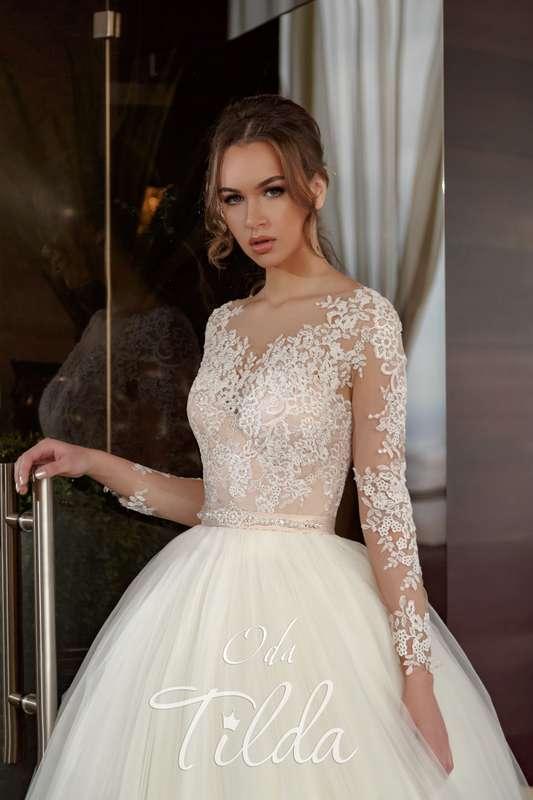 """Фото 17295126 в коллекции Свадебные платья 2019 г - """"Барышня"""" - свадебные платья"""