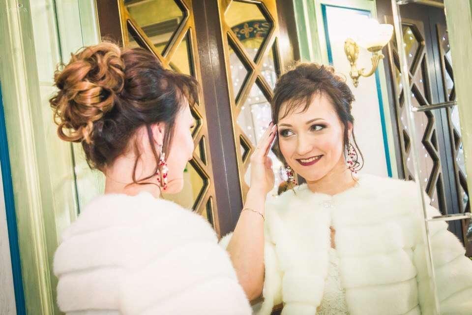 Фото 17314982 в коллекции Свадебный образ - Стилист Юлия Бакулина