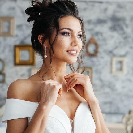Фотосъёмка неполного дня - пакет Сборы невесты