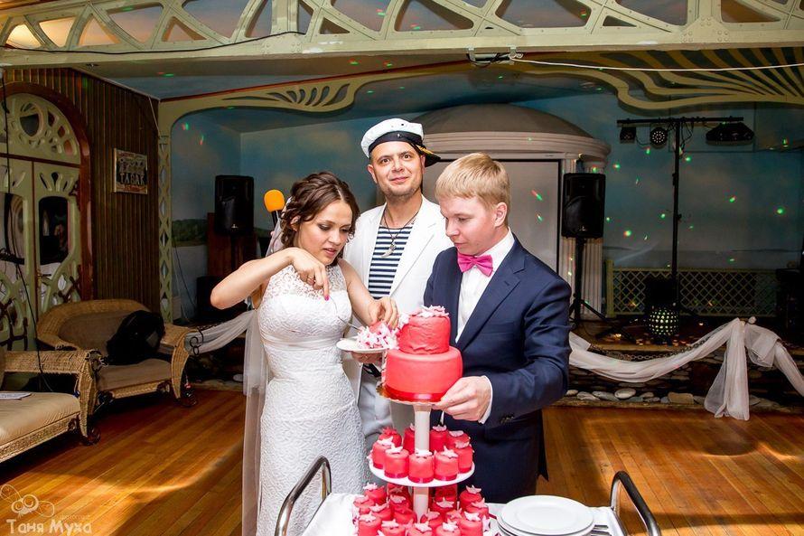 Фото 17363902 в коллекции Морская свадьба - Ведущий Саша Апельсин