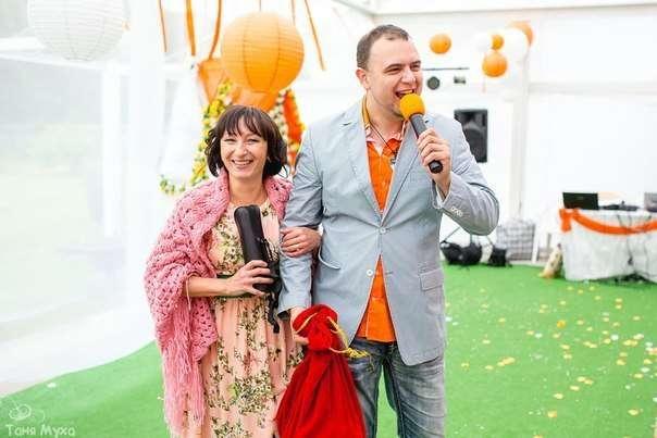 Фото 17364010 в коллекции Оранжевая свадьба - Ведущий Саша Апельсин