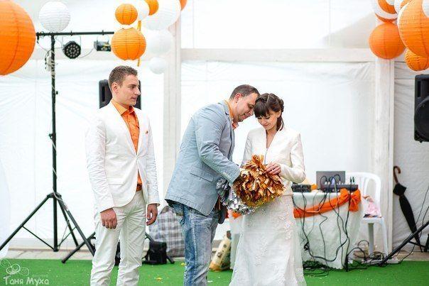 Фото 17364016 в коллекции Оранжевая свадьба - Ведущий Саша Апельсин