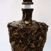 Бутылка для пожеланий в морском стиле 1700 руб. При покупке казны в морском стиле, цена будет 850 руб.