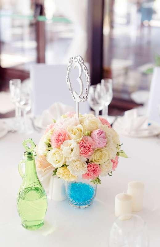 Фото 17397354 в коллекции Свадьба Леонида и Галины - Flower jewelry - студия оформления