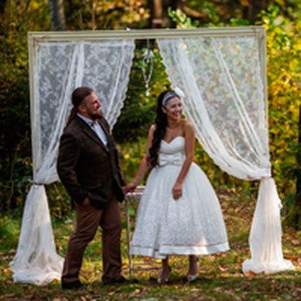 Организация свадьбы в стиле разных эпох