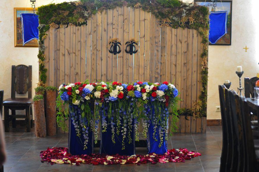 Фото 17408646 в коллекции Свадьба в замке - Салон цветов Lafaet