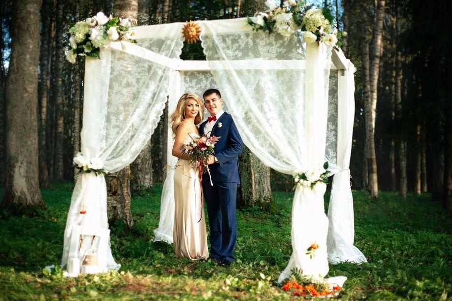 Фото 17430762 в коллекции Выездная регистрация брака - Beautiful Day ВН - аренда шатров и оформление