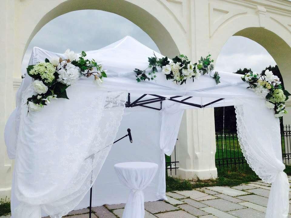 Фото 17430764 в коллекции Выездная регистрация брака - Beautiful Day ВН - аренда шатров и оформление