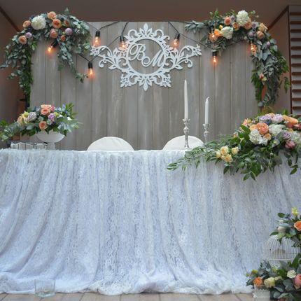 Тематический декор свадьбы