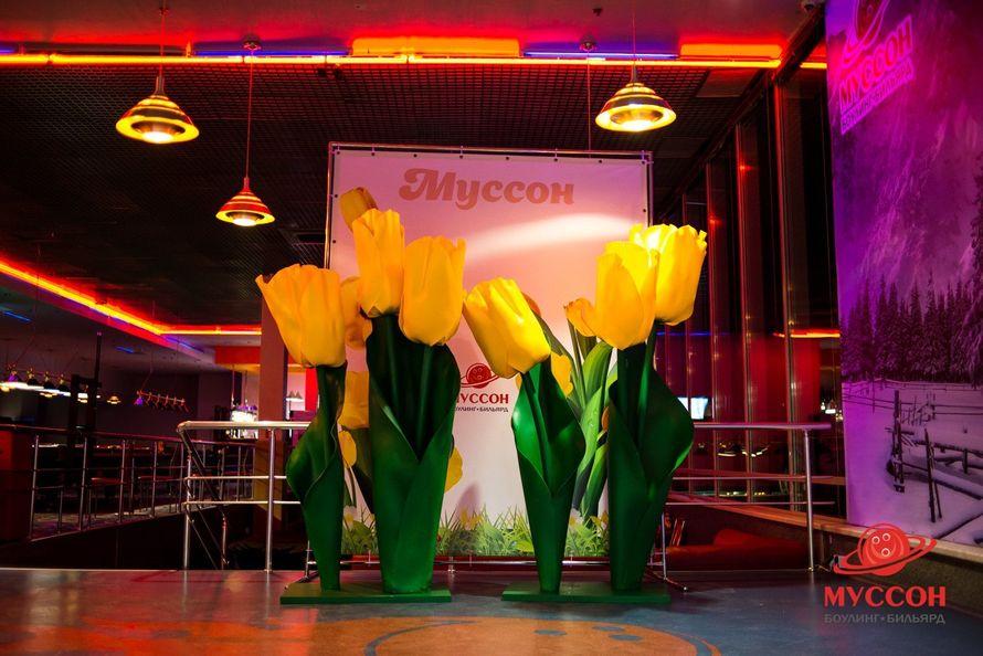 Ростовые цветы - фото 17483770 Gamma Decor - студия декора
