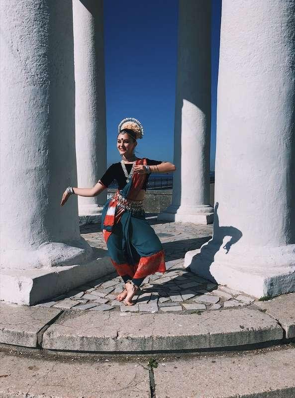 Фото 17691918 в коллекции Индийские танцы - Савитри - классические индийские танцы