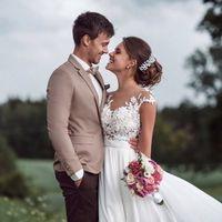 Образ для жениха и невесты