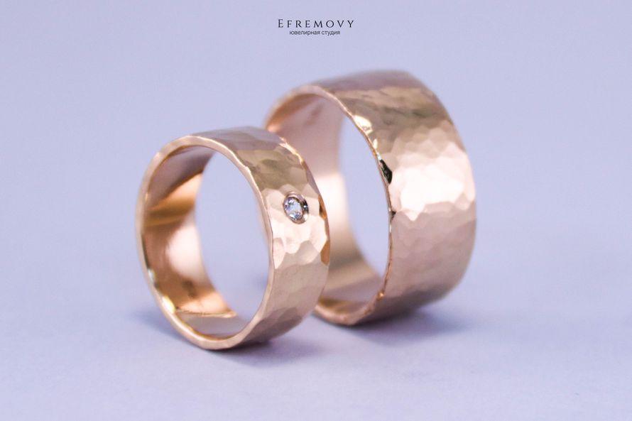 """Обручальные кольца """"Сияние"""""""
