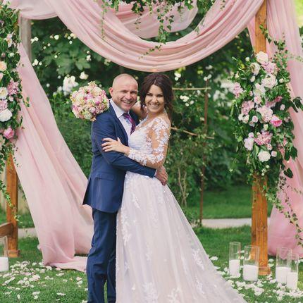 Оформление свадебной церемонии - пакет 3