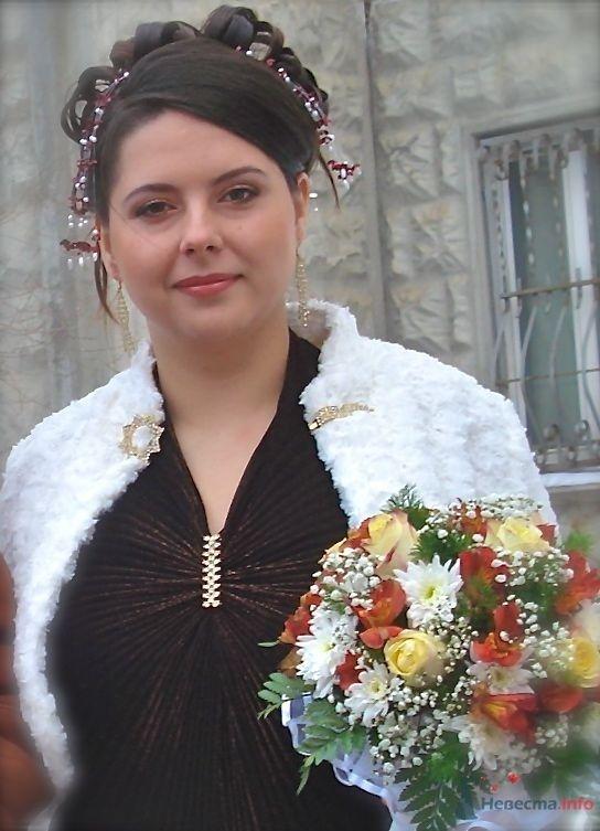 Фото 65719 в коллекции Мои невесты - Свадебный стилист-визажист Солдатова Наталья