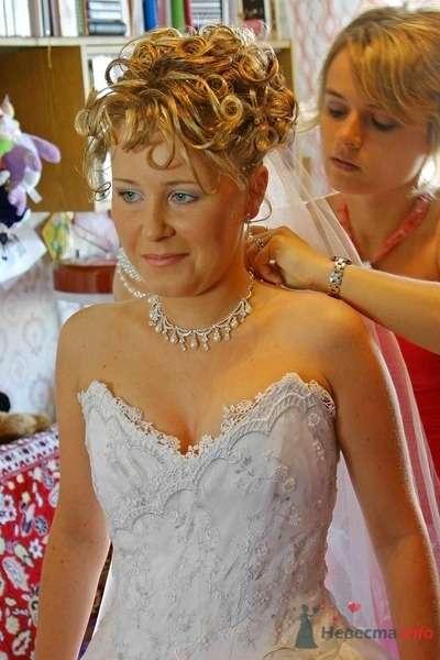 Фото 65724 в коллекции Мои невесты - Свадебный стилист-визажист Солдатова Наталья