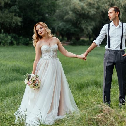 Фотосъемка полного свадебного дня