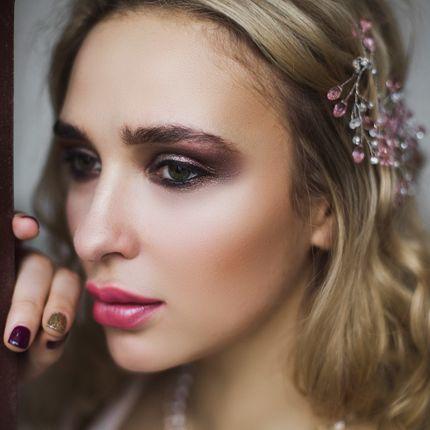 Свадебные макияж и причёска с выездом на дом